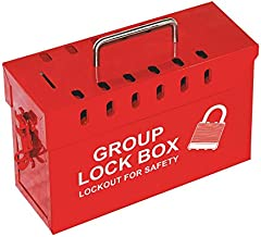 loto group lock boxes