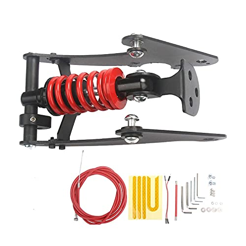 Scooter Accessories Rear Shock Absorber of Scooter Electric Scooters Scooter Accessories Compatible with Electric Scooters M365 and PRO1 / PRO2