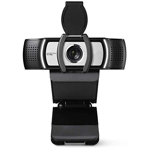 C930C HD 1080P Smart Webcam with Cover for Computer Zeiss Video Camera Lens 4 Digital Time Cam Webcam Lalay