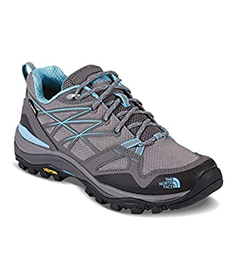 The North Face Women's Hedgehog Fastpack Gore-Tex - Dark Gull Grey & Fortuna Blue - 9.5