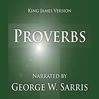 The Holy Bible - KJV: Proverbs cover art