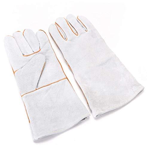 WEHOLY 500° Hochtemperatur-Schutzhandschuh, feuerfest, Wärmeisolierung, Verbrühungsschutz