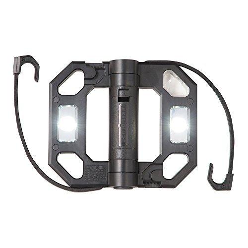 Black EATON Might-D-Light LED125B Mini LED Folding Worklight