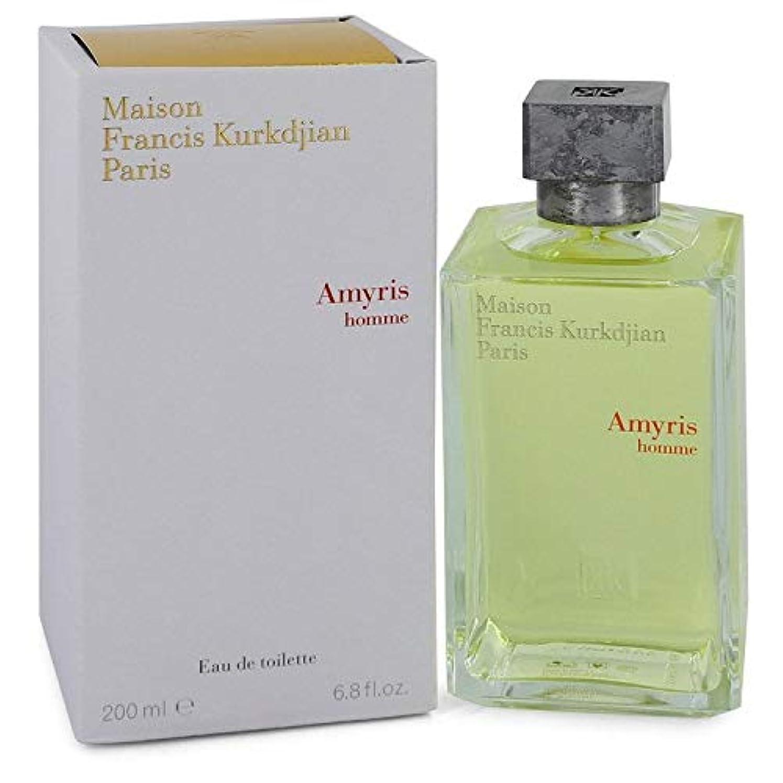 協力千火山のMaison Francis Kurkdjian Amyris Homme Eau De Toilette Spray 200ml/6.8oz並行輸入品