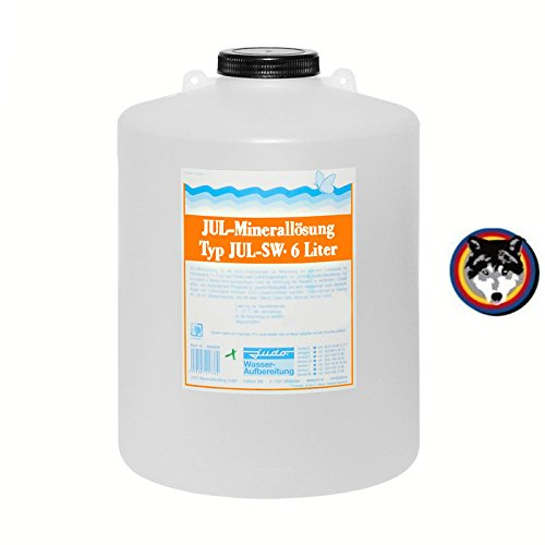 JUDO JULIA-SW 3 Liter. JUDO Minerallösung Dosierflüssigkeit 8600021
