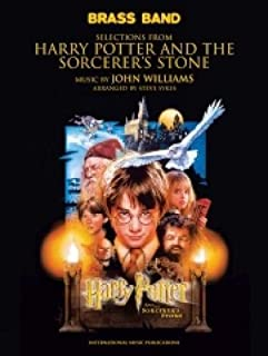 Harry Potter and The Sorcerer's Stone (Score & Parts)