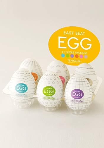 Tenga Egg Variety 6-Pack Assortment 1