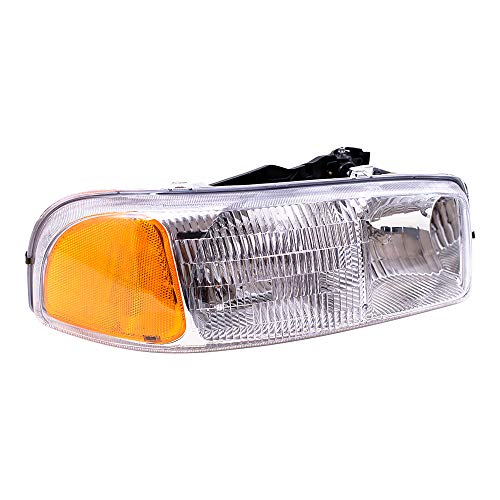 07 gmc sierra classic headlights - 7