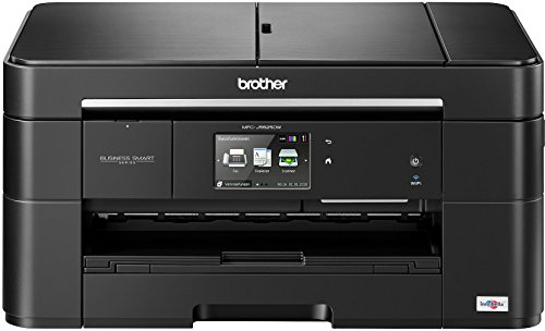 Brother MFC-J5625DW 4-in-1 Multifunktionsgerät (Farbdrucker, Farbkopierer, Scanner, Fax, 6000x1200dpi, USB 2.0, WLAN) schwarz