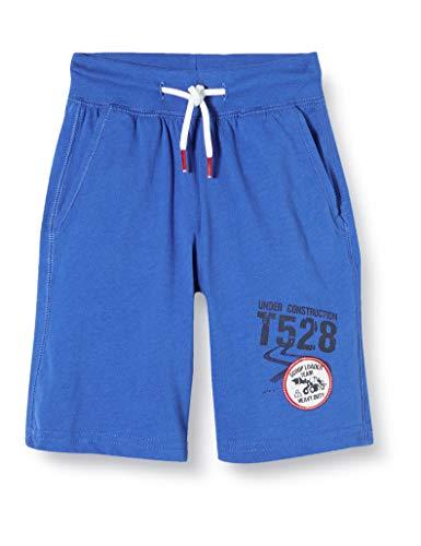 Salt & Pepper Jungen 03116146 Shorts, Blau (Strong Blue 483), 116 (Herstellergröße: 116/122)
