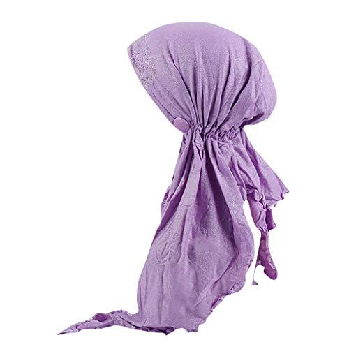Lazzboy Shimmer Sparkle Gold Glitters Chiffon Muslim Hijab Scarf Shawl Head Wrapfarben Packung Gebunden Schal Hut Aufdruck Turban Kopfbedeckung Damen Stretch Blume Muslime Kopftuch(B)