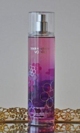 Bath Body Works Signature Collection Latest item Mist Fine Blac Fragrance Overseas parallel import regular item