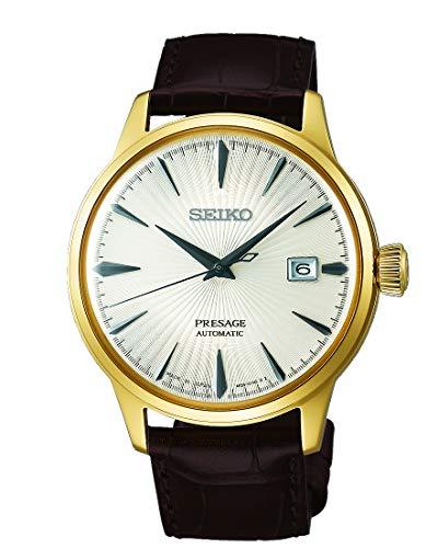 Seiko Presage Automatik SRPB44J1 Reloj Automático para hombres Clásico & sencillo