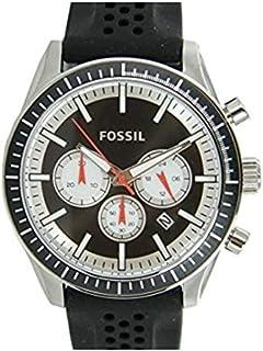 فوسيل ساعة كاجوال للرجال، مطاطي، BQ1261