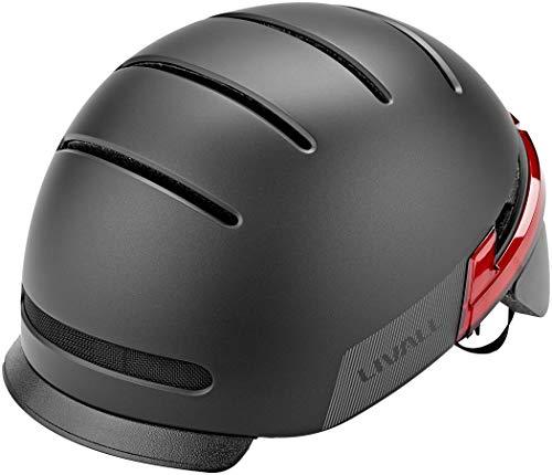 LIVALL Casque Connecté Bluetooth BH51M Neo Matte Black Taille 54-58cm Adulte Unisexe