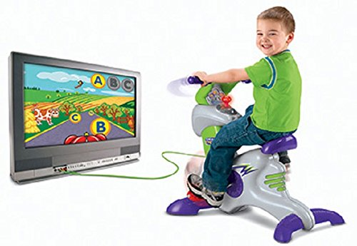fisher price smart cycle racer - 4