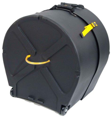 Hardcase HN18B Bass Drum Case 45.7 cm / 18 Inches