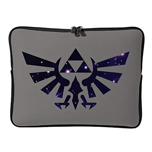 Standard Zelda-Wings Laptop Bags Retro Waterproof - Gamer Love Laptop Bags Suitable for Work