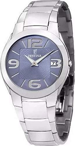 Reloj de mujer Festina F6708/3 azul cobalto