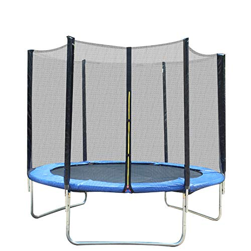 trampoline woodsun 244 cm leclerc
