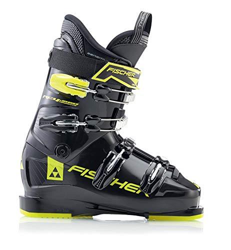 Fischer Fischser kinder skischoenen RC4 60 JR Thermoshape zwart 26.5