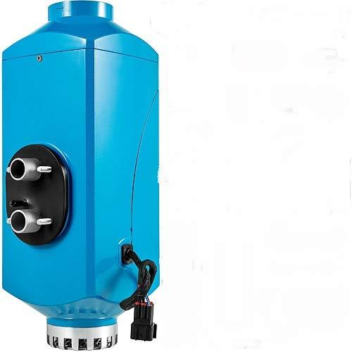 VEVOR 12V Standheizung Diesel, 2KW Luft Dieselheizung,Diesel Lufterhitzer, Air Diesel Heizung, Air Standheizung mit Schalldämpfer, blau Diesel Luftheizung für Auto LKW Wohnmobil Bus