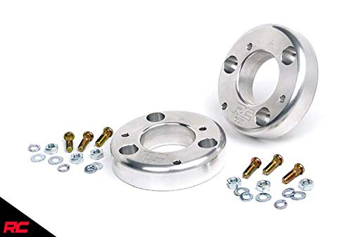 Rough Country 2' Billet Leveling Kit (fits) 2014-2020 F150 | Suspension System | 569
