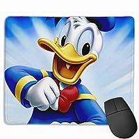 マウスパッド ドナルドダック 防水 洗える 耐久性 滑り止め オフィス 高級感 おしゃれ かわいい 25x 30x 0.3cm