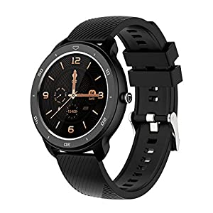 Fashion Shopping Smart Watch Fitness Tracker Compatible for Android and iOS Phone, maxtop Activity Tracker Wristbands with Heart Rate…