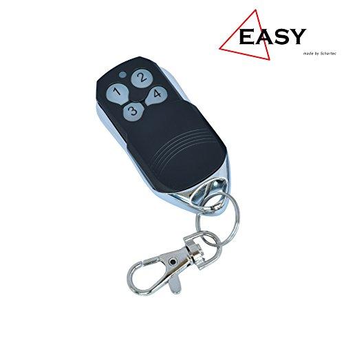 Handsender für Easy Garagentorantriebe mit 433,92 MHz Rolling-Code
