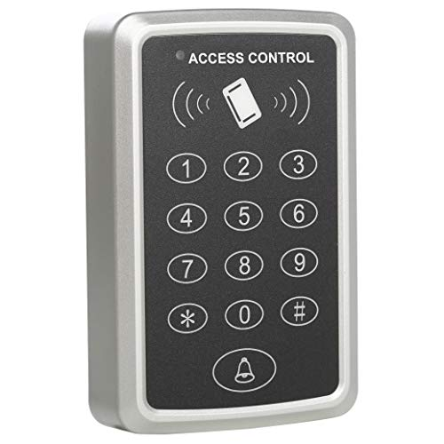 UHPPOTE 2.4G WiFi Door Keypad Access Control Kit with Electric Fail-Secure Strike Lock Smartphone Controlled