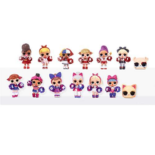 Sports Series 2 Cheer Team Sparkly Dolls