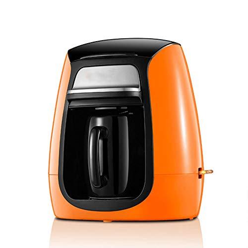 PRG Kaffeemaschine Kaffeemaschine Unter 60 Euro Amerikanische Kaffeemaschine Mit Einzelbecherfunktion Platzsparend Automatische Schließfunktion Filter Zur Dauerhaften Demontage