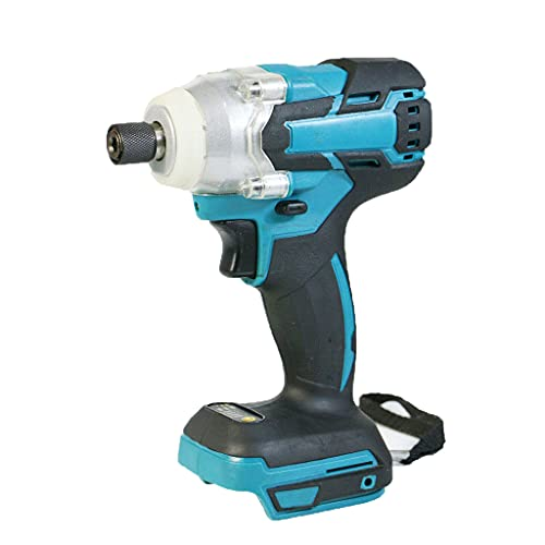 Cordless Impact Driver 18V Combi Drill Driver Replace for Makita DWZ185 (Body Only)