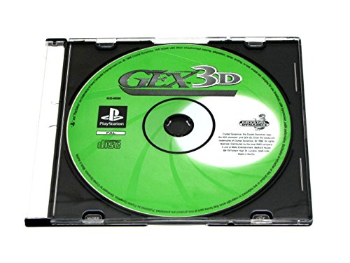 Gex 3D Return of the Gecko - PS1