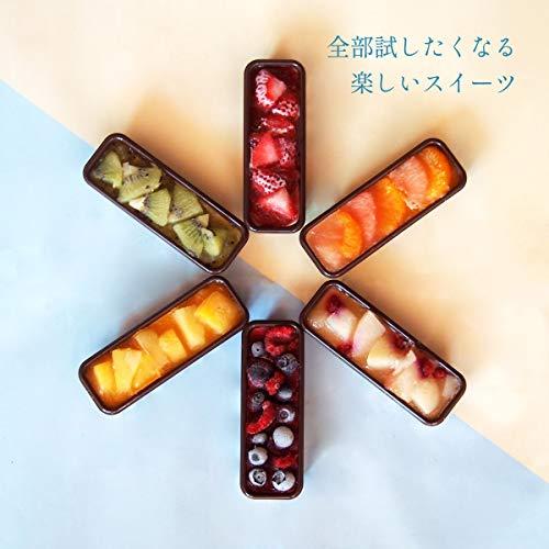 わらいみらいカタラーナ冷凍ブリュレフルーツアイスプリンカスタードスイーツ(6個入)
