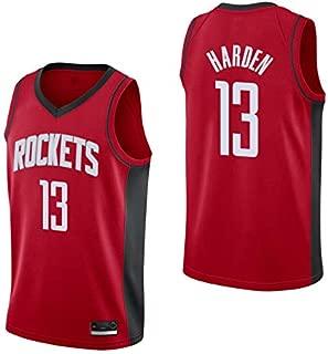 James Harden Houston Rockets Red Icon Edition Swingman Jersey, Men & Youth Jersey