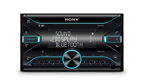 Sony DSX-B710KIT Autoradio DAB+ Tuner, inkl. DAB-Antenne