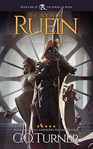 The Book of Ruein: Divine aligns with Necromancy Series (Books of Ruein 1) (English Edition)