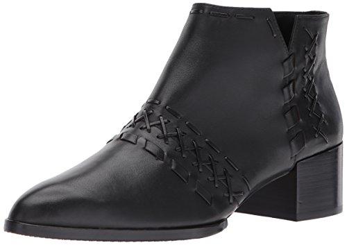 Donald J Pliner Women's Bowery Ankle Boot, Black, 9 M US