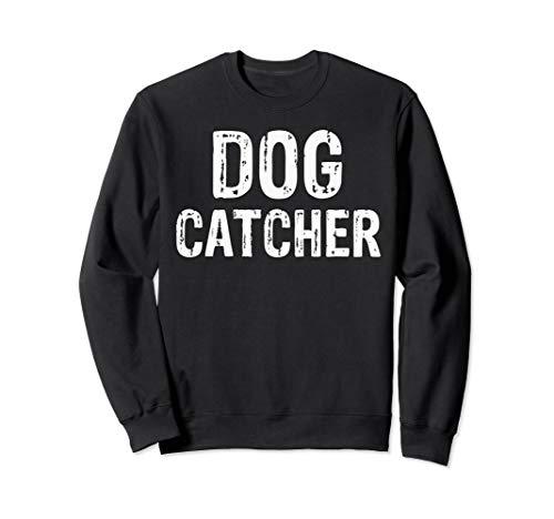 Halloween Dog Catcher Costume Sweatshirt