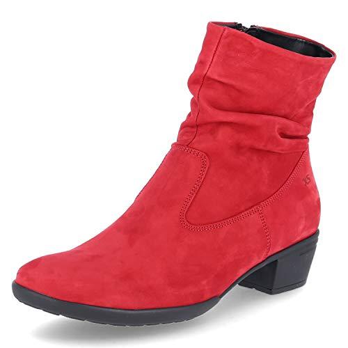 Hartjes Stiefeletten XS City Boot Größe 42 EU Rot (Rot)