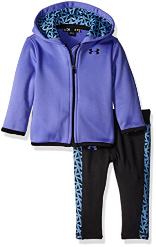 Under Armour Girls' Active Hoodie and Legging Set