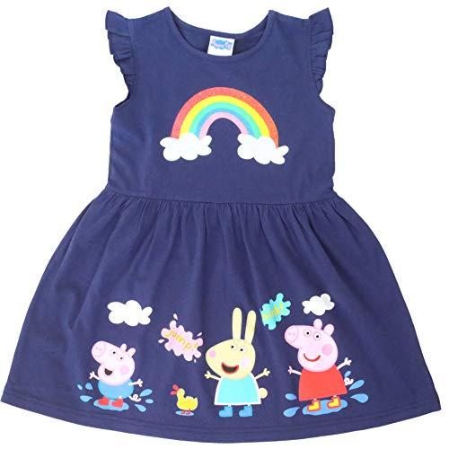 Peppa Pig Vestido Niñas Verano | Conjunto Infantil