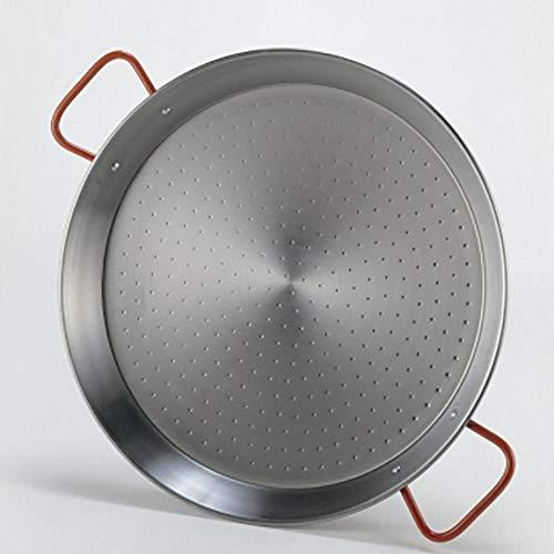 GARCIMA 5020078 Paellera Valenciana de 100 cm. Pulida para 85 Personas