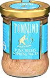 Tonnino, Tuna Fillets Yellowfin Spring Water, 6.7 Ounce