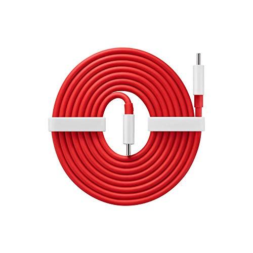 ONEPLUS USB-C-zu-USB-C-Kabel - 1 Meter - Rot
