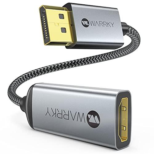 DisplayPort auf HDMI Adapter 4K...
