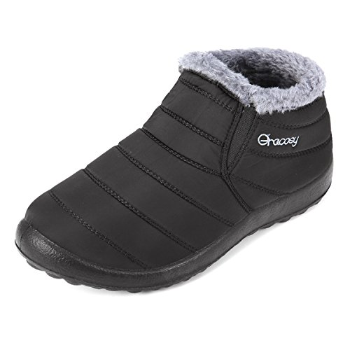 gracosy Snow Boots for Women Winter Waterproof...