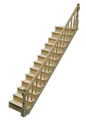 Escalier Maison de Poupée Miniature KIT 700 - Neuf